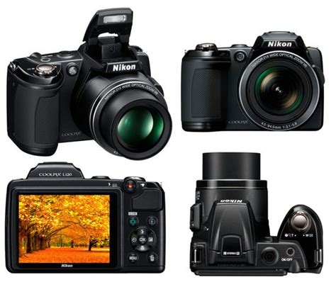 Nikon Coolpix L120 Digital buy nikon coolpix l120 14megapixel digital with 21x optical zoom 3 inch lcd black at
