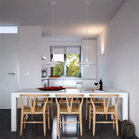 Modern Apartment Kitchen Table D Neutral Apartment With Accessories