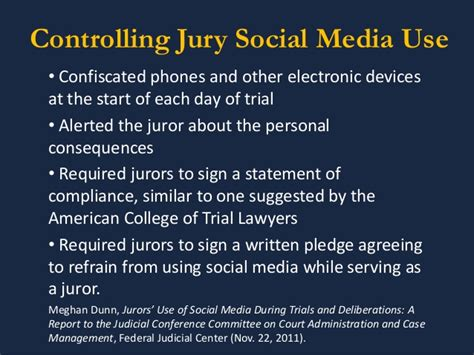 model jury instructions on homicide voir dire and jury selection social media use and other