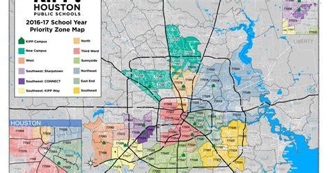map of houston with zip codes kipp houston school zip code map 11x8 5 jpg kipp