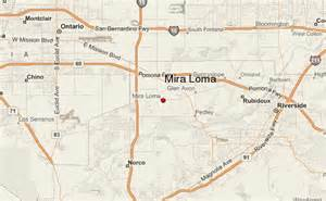 loma california map mira loma location guide
