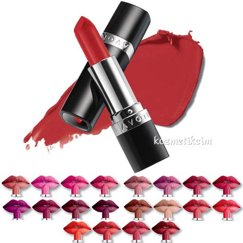 Parfum Posh Pink avon true colour perfectly mat ruj posh petal