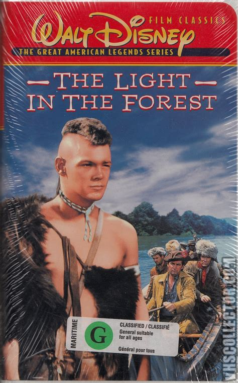 The Light In The Forest by The Light In The Forest Vhscollector Your Analog