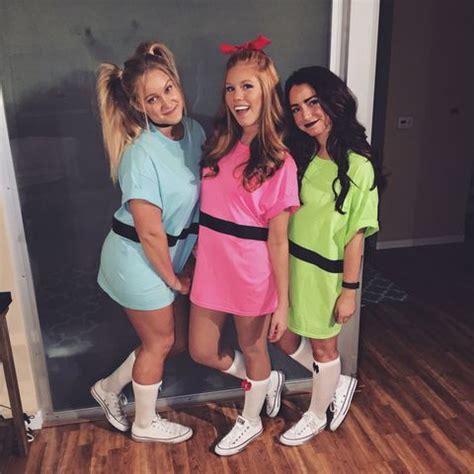 trio halloween costumes  halloween costumes
