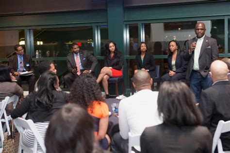 National Black Mba Dallas by Hosted By The Rangers