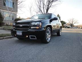 Tires Chevy Trailblazer 2007 Buy Used 2007 Chevy Trailblazer 3ss Awd Chrome Ss Wheels