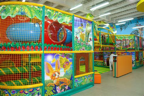 children s playroom children s playroom with inflatable slide