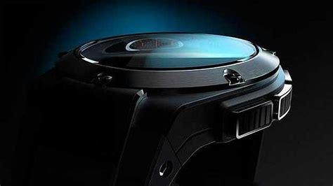 Hp Smartwatch Hp Muestra Un Concepto De 171 Smartwatch 187 De Lujo