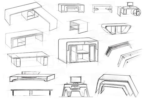 How To Build An Affordable House furniture design sketches