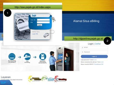 cara membuat e billing bea cukai mpn billing system 3 cara pembuatan id billing surat