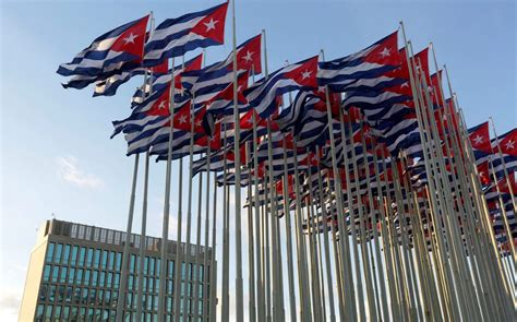 cuban interest section forms us eases cuba trade and travel restrictions al jazeera