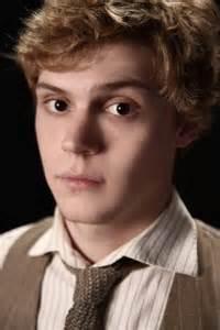 evan peters eye color evan peters he has that white johnny depp look going