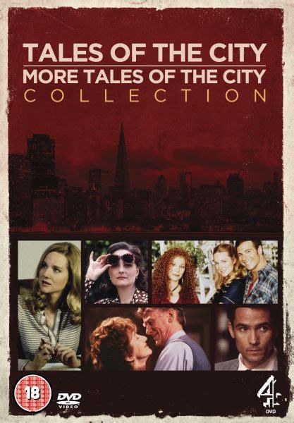 More On Monday Tales Of The City By Armistead Maupin tales of the city more tales of the city dvd zavvi