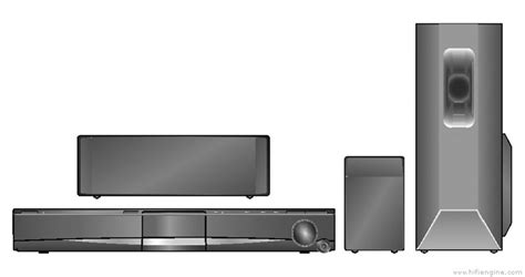 panasonic sa pt460 manual dvd home theater sound