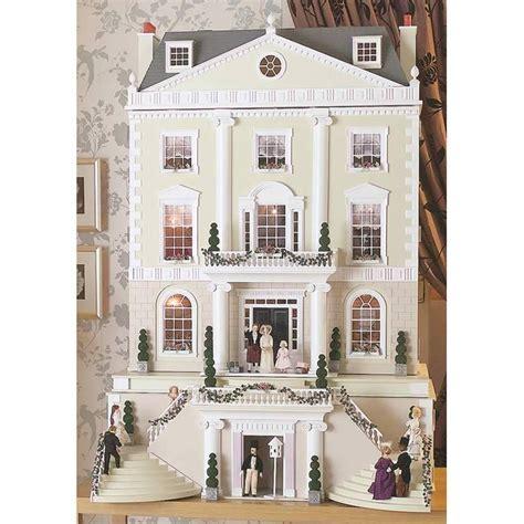 Grosvenor Hall Dolls House Kit, 1739