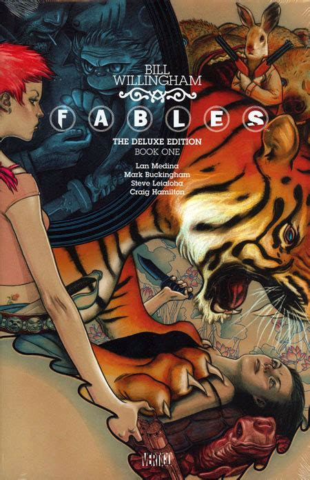 fables deluxe edition hc 1401230970 fables deluxe edition hc vol 01 mr