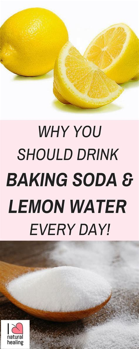 Baking Soda And Lemon Juice Detox by 25 Best Ideas About Lemon Water On Honey