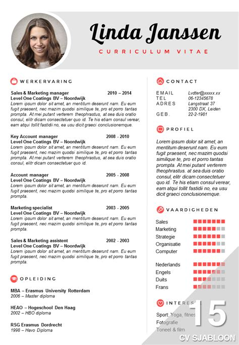 Sjabloon Engelse Cv Voorbeeld Cv Word Related Keywords Suggestions Voorbeeld Cv Word Keywords