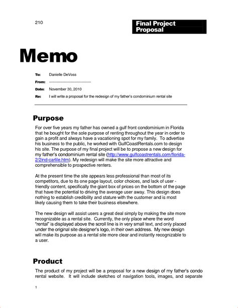 What Is Business Letter And Memo 6 business memo sle memo formats