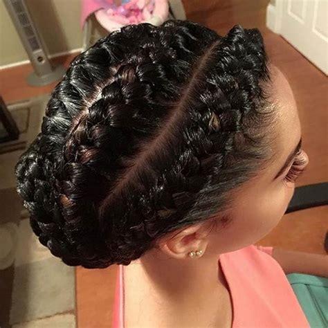 black hair styles with goddess braid or braid 82 goddess braids hairstyles with pictures beautified designs