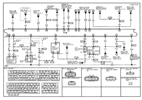 I Need A Vacuum Hose Diagram For A 2001 Mazda Millenia