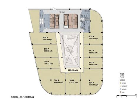 office block floor plans office park floor plans media city dubai