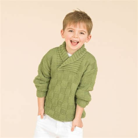 boy sweater knitting pattern great wrap neck sweater for boys in sublime