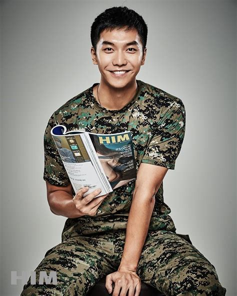 lee seung gi official facebook lee seung gi him magazine hq official photos everything