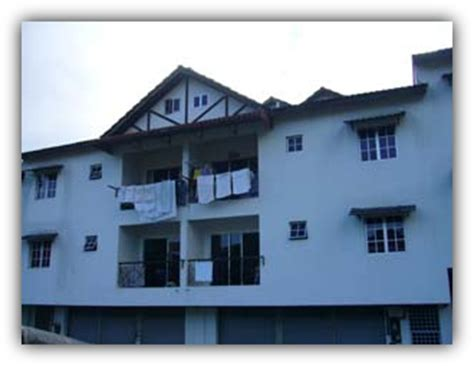 Apartment List In Cameron Highlands Brinchang Town Apartment Cameron Highlands