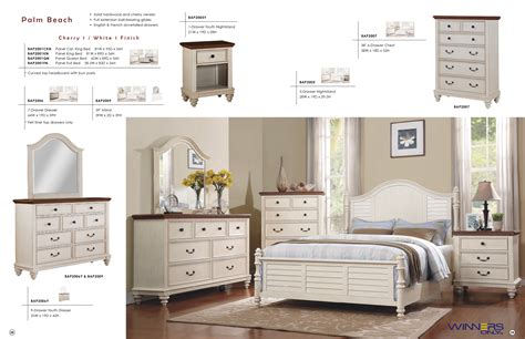 Coastal Ls For Bedroom by Low Prices Winners Only Palm Bedroom Furniture
