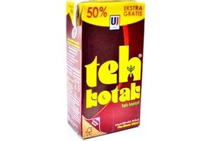 Teh Kotak Ultrajaya 500ml ultrajaya teh kotak tea drink 6 76fl oz 6