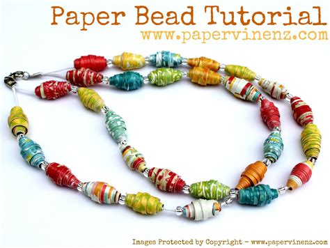 Paper Jewellery Tutorial - summer c paper design dazzle