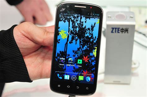 zte android zte s android 4 0 smartphones get 3d ui