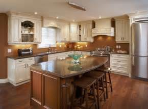 Efficient Kitchen Design by Your Furniture How To Layout An Efficient Kitchen Floor Plan
