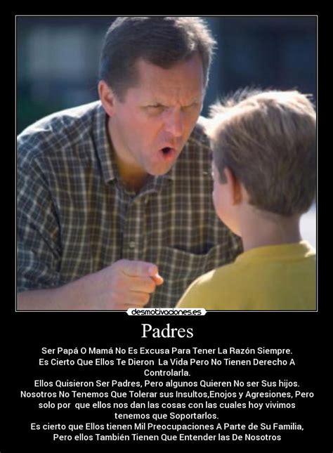 imagenes reflexivas para padres padres desmotivaciones