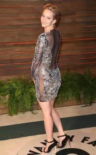 Vanity Fair Slip Shorts Jennifer Lawrence Goes Commando In Sheer Tom Ford Dress At
