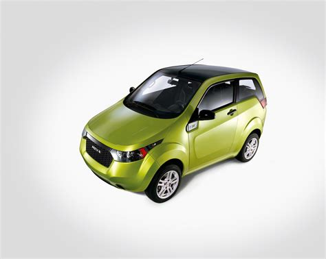new cars from two new electric cars from reva in frankfurt autoevolution