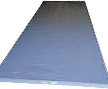 Clean Park Garage Mat