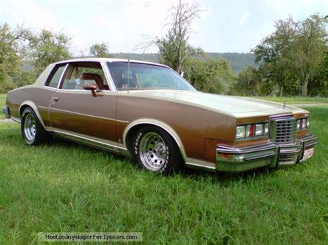 how make cars 1979 pontiac grand prix parking system 1979 pontiac grand prix sj car photo and specs