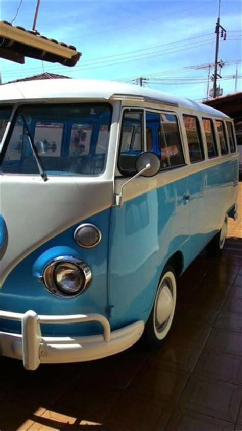 volkswagen deluxe bus vw van rare  window  sale volkswagen busvanagon deluxe