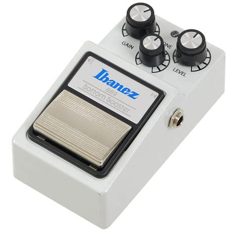 Ibanez 9 Series Bb9 Big Bottom Boost Guitar Effects Efek Pedal Origi ibanez bb9 big bottom boost guitar effect pedal