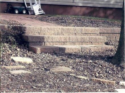 Staircase Steps S J S Landscaping Llc S J S J S Landscaping