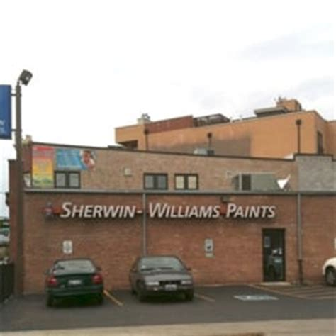 Sherwin Williams Paint Store Logan Square Chicago Il