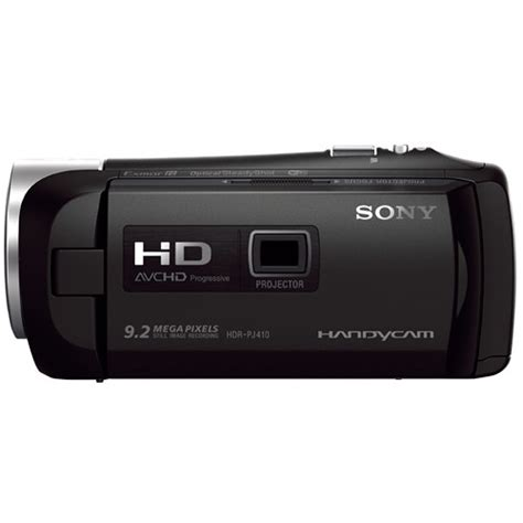 Handycam Sony Hdr Pj410 Projektor sony hdr pj410 hd handycam with built in projector pal