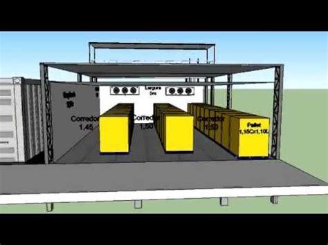 funcionamiento camara frigorifica projeto de uma c 226 mara frigor 237 fica no google sketchup youtube