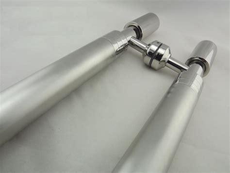 storefront door pull handles tubing storefront door pull handles tubing stainless steel 31 1 2 inches for entry glass door