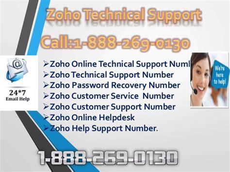 Help Desk Number by Zoho 1 888 269 0130 Help Desk Number