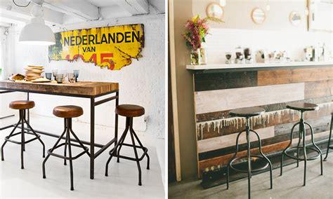 arredare un angolo arredare un angolo bar in stile industrial finetodesign