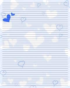 Designer Writing Paper Printable Valentine Writing Paper Www Galleryhip Com
