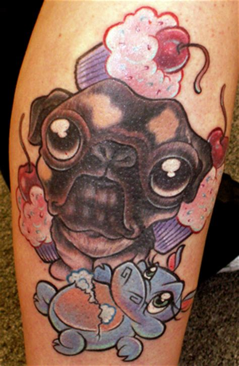 cartoon hippo tattoo cartoon hippo tattoo on leg